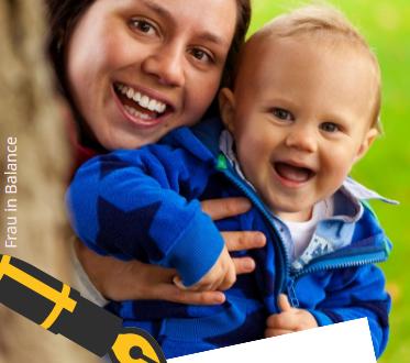 Beruf und Karriere: Als Team kann das Familienbusiness gut funktionieren